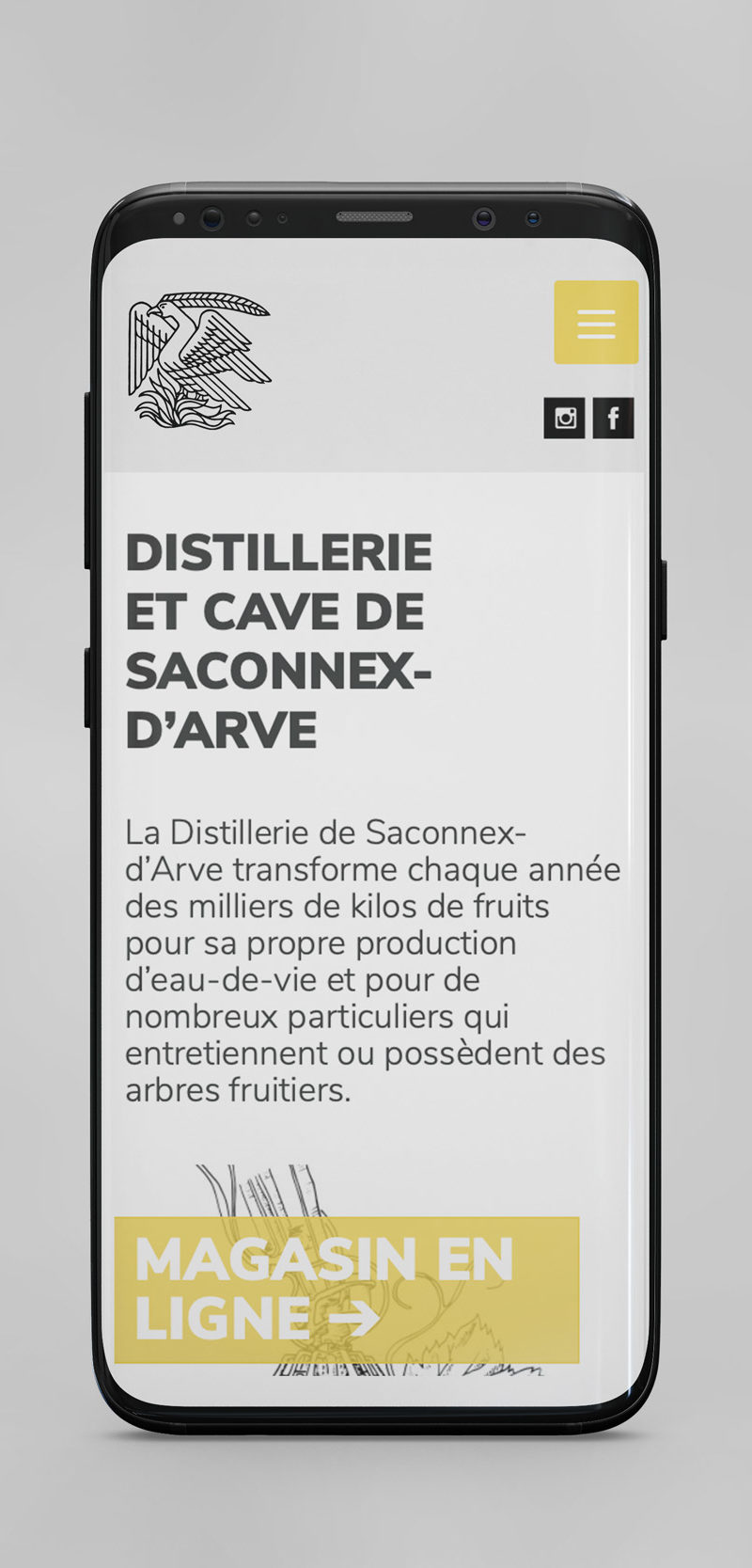 Distillerie Saconnex d'Arve